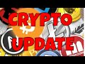 Crypto Update - Bitcoin Trending Up, Coinbase Adding Segwit Next Week, ICO's Kinda Boring, & More