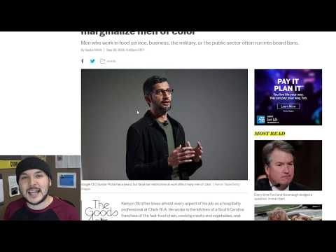 Vox Tried To Defend Men's Rights But Excluded White Men