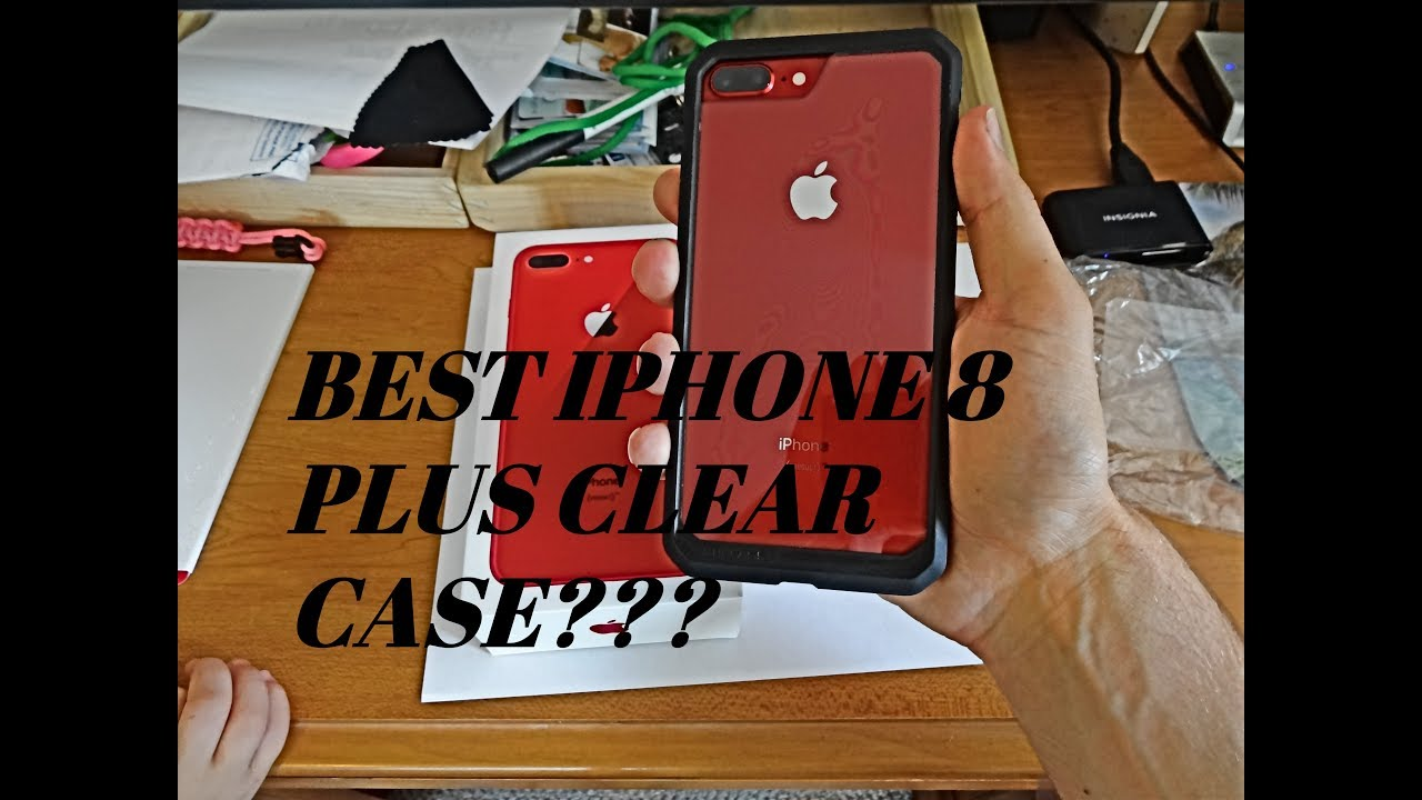 685b79745 Supcase Unicorn Beetle Clear for iphone 8 plus - YouTube