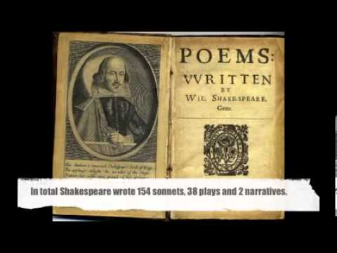 William Shakespeare Life Story