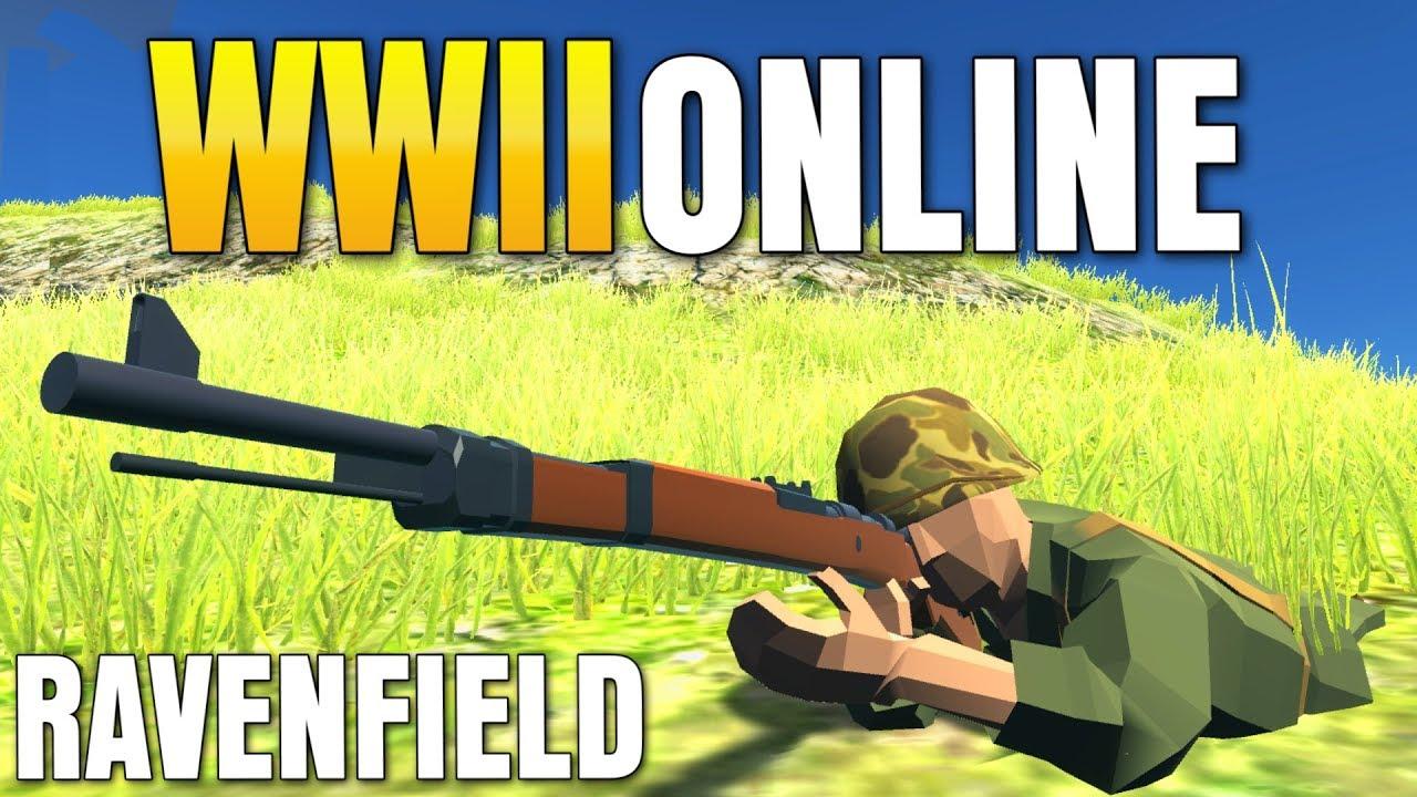 Ravenfield WW2 Multiplayer