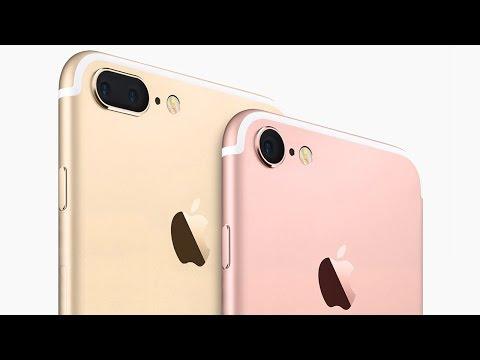 iPhone 7 - финальный дизайн и цена