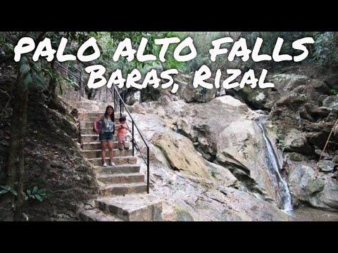 Palo Alto Falls - Baras, Rizal PICTOURISTA