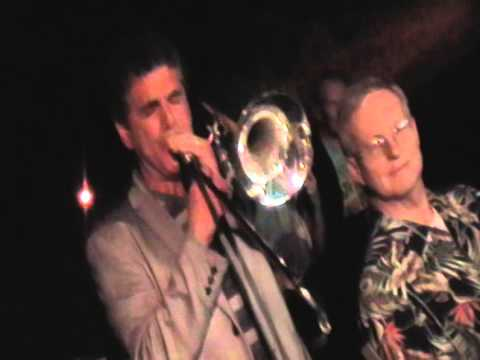 """Kansas City Kitty"" ~ Hot Jazz Jam & BBQ @ Quality Inn ~ Bix Beiderbecke JazzFest 2014"
