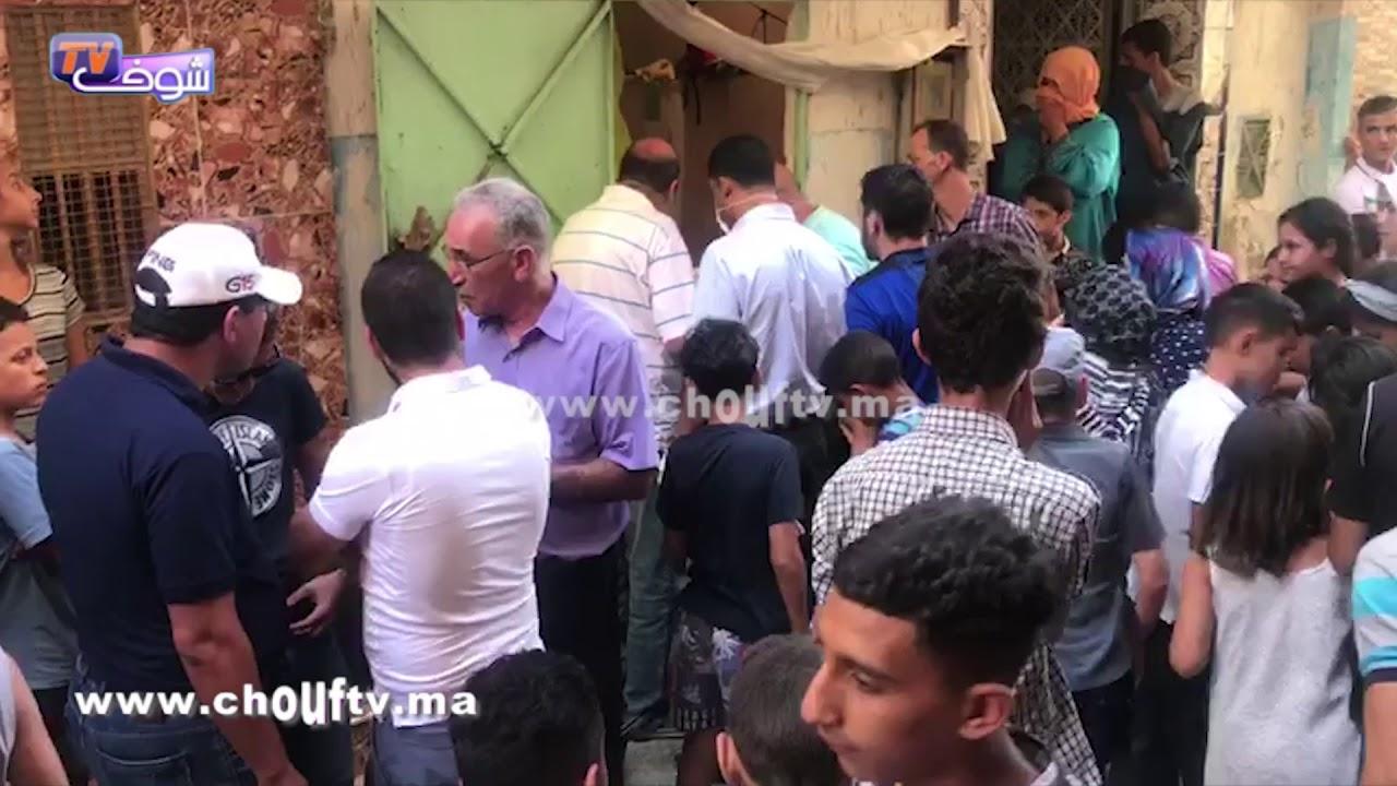 .لحظة العثور على حارس أمن مذبوح داخل منزله قبل عيد الأضحى بطنجة
