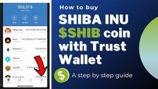 How To Buy SHIBA INU (SHIB) Coin Using UniSwap From Trust Wallet | How To Buy Shiba Inu Coin UniSwap