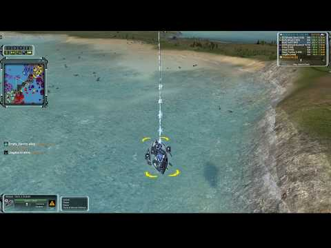 SUPREME COMMANDER EPIC - Setons #15 - Custom 4v4