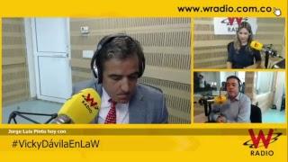 JOrge Luis Pinto en entrevista con #VickyDávilaEnLaW