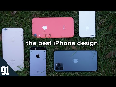 What Is The Best IPhone Design Ever?