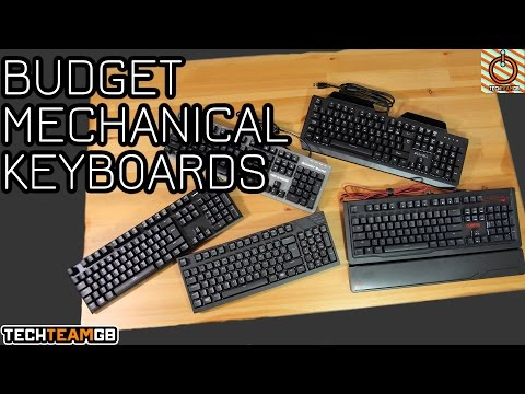 Budget Mechanical Gaming Keyboard Guide