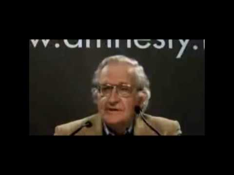 Noam Chomsky  Amnesty International Lecture 2009