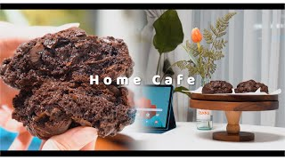 Home Cafe Ep.01 | Soft~ Soggy~…