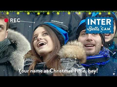 🎤 🎅 #InterBells - Inter Christmas Song 2017  FINAL VERSION (English subtitles)