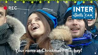 Inter Bells - Inter Christmas Song 2017  FINAL VERSION (English subtitles) 🎤 🎅
