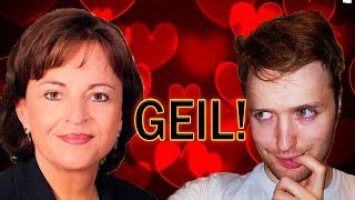 MORTLER LOVE - Meine Traumfrau will Kiffer entkriminalisieren