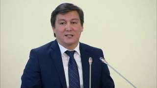 видео Глава правительства подписал Стратегию развития стройиндустрии