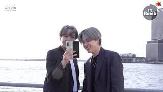 [BANGTAN BOMB] A Boisterous Shooting of '3J' - BTS (방탄소년단)