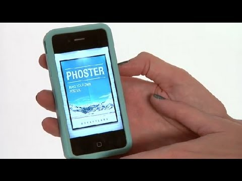 a photo app for iphone to make band flyers iphone basics youtube