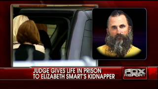 Elizabeth Smart's Kidnapper Sentenced to Life in Prison