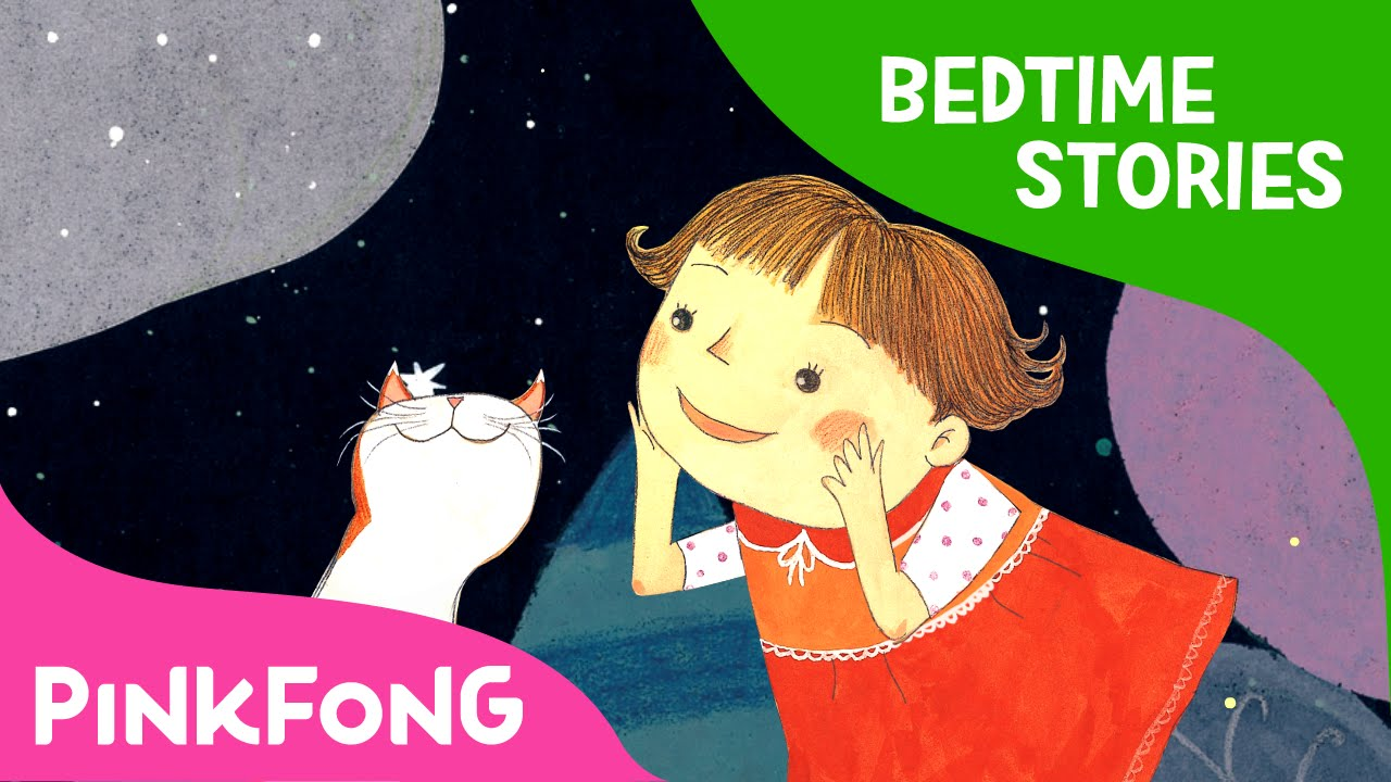 Luna the Moon | Bedtime Stories | PINKFONG Story Time for Children