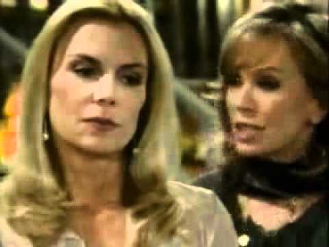 Jackie tells Brooke she knows the truth.