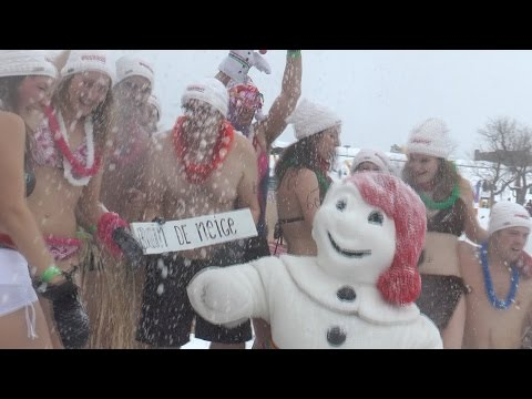 The Biggest Winter Carnival in The World: Fun Below Zero at the Quebec Winter Festival