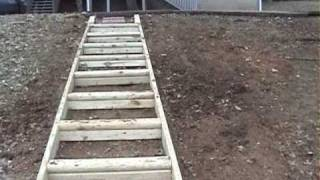 Building Landscape Steps By Mr. Energy