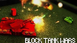 Block tank wars : Android Game