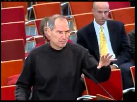 2006 - Steve Jobs - A new campus idea to the Cupertino city council