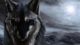 Anime Wolves - River