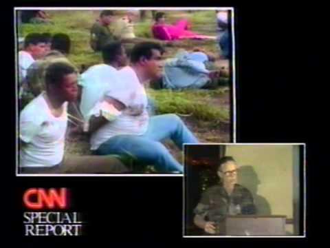 General USSC - CNN - Just Cause - Panama Invasion