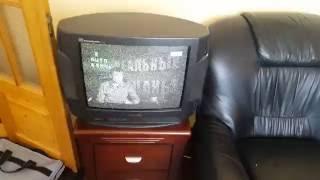 плохо показывает телевизор (решение  есть)(устранение плохой картинки на старом телевизоре Panasonic., 2016-06-01T07:55:12.000Z)