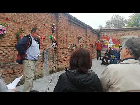 Reconocimiento a víctimas del franquismo en Madrid