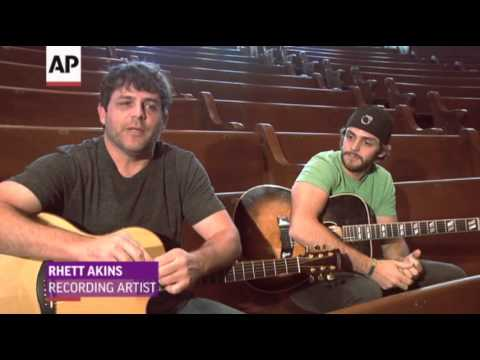 Father and Son Akins, Rhett Rule Country Charts