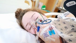 Emergency C-Section Birth Vlog