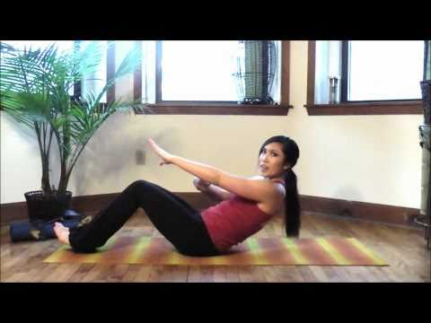 POP Pilates: New Body Makeover! (Legs, Abs, Arms)
