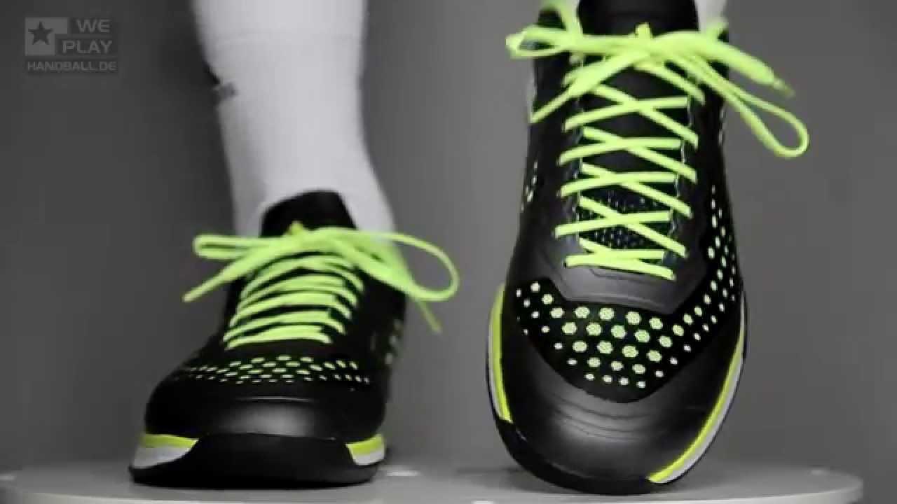 adidas handballschuhe counterblast 7 m youtube. Black Bedroom Furniture Sets. Home Design Ideas