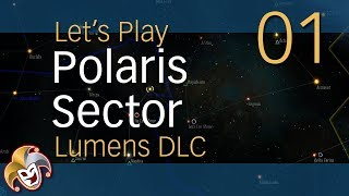 Polaris Sector ~ Lumens DLC ~ 01 Energy Lifeform