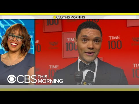 Time 100: Stars share their messages for Gayle King