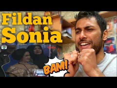 Fildan, Bau Bau - Sonia | Reaction