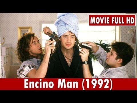 Encino Man (1992) Movie **  Sean Astin, Brendan Fraser, Pauly Shore