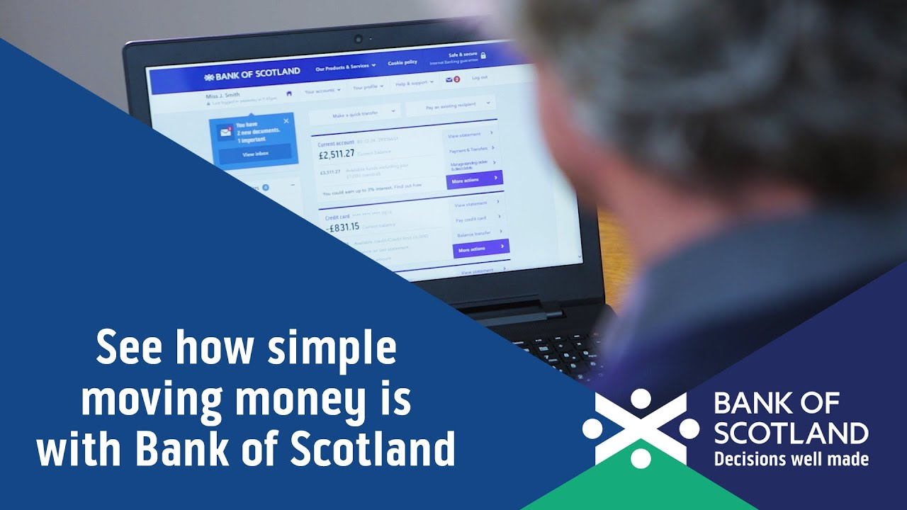 Bank of Scotland | Online Banking Help | Faster Payments