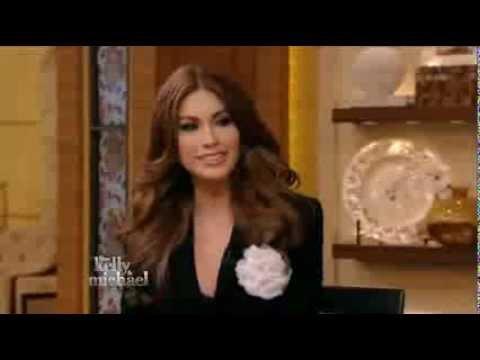 Miss Universe 2013, Maria Gabriela Isler...Entrevista para  Kelly And Michael 14/11/2013