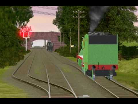 The Wreck of Henry - Trainz Test