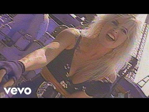 Lita Ford - Larger Than Life