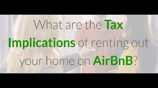 Gambar cover Tax implications of renting out your home on Airbnb - Australia