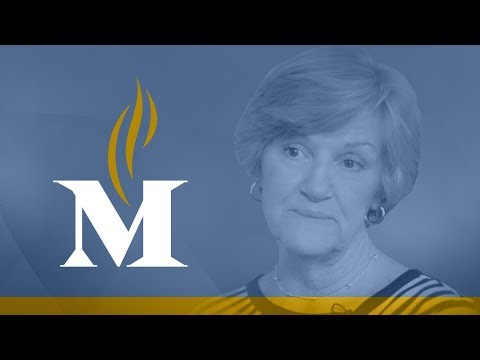 Speech Therapy Patient Story - Betty Courtial | Memorial Orthopedic & Neurosciences Center