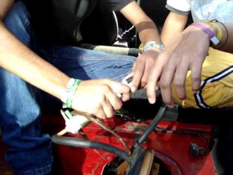 Los tests comparativos de la gasolina en moskve