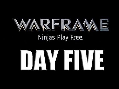 Warframe FTplaythrough Day 5 - Stream Archive thumbnail