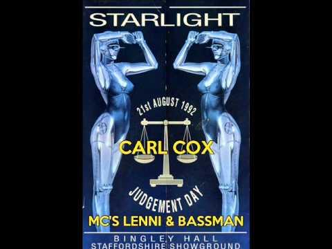 Dj Carl Cox & Mc's Lenni & Bassman @ Starlight 21st August 92
